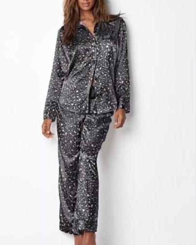 12. 12. Previous. NEW Victoria s Secret afterhours Satin Pajama Set. NEW Victoria s  Secret afterhours ... 211c8f582