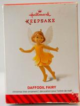 Hallmark  Daffodil Fairy 2014  Keepsake Ornament - $15.41