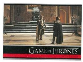 Game of Thrones trading card #07 2012 Jaime Lannister - $4.00