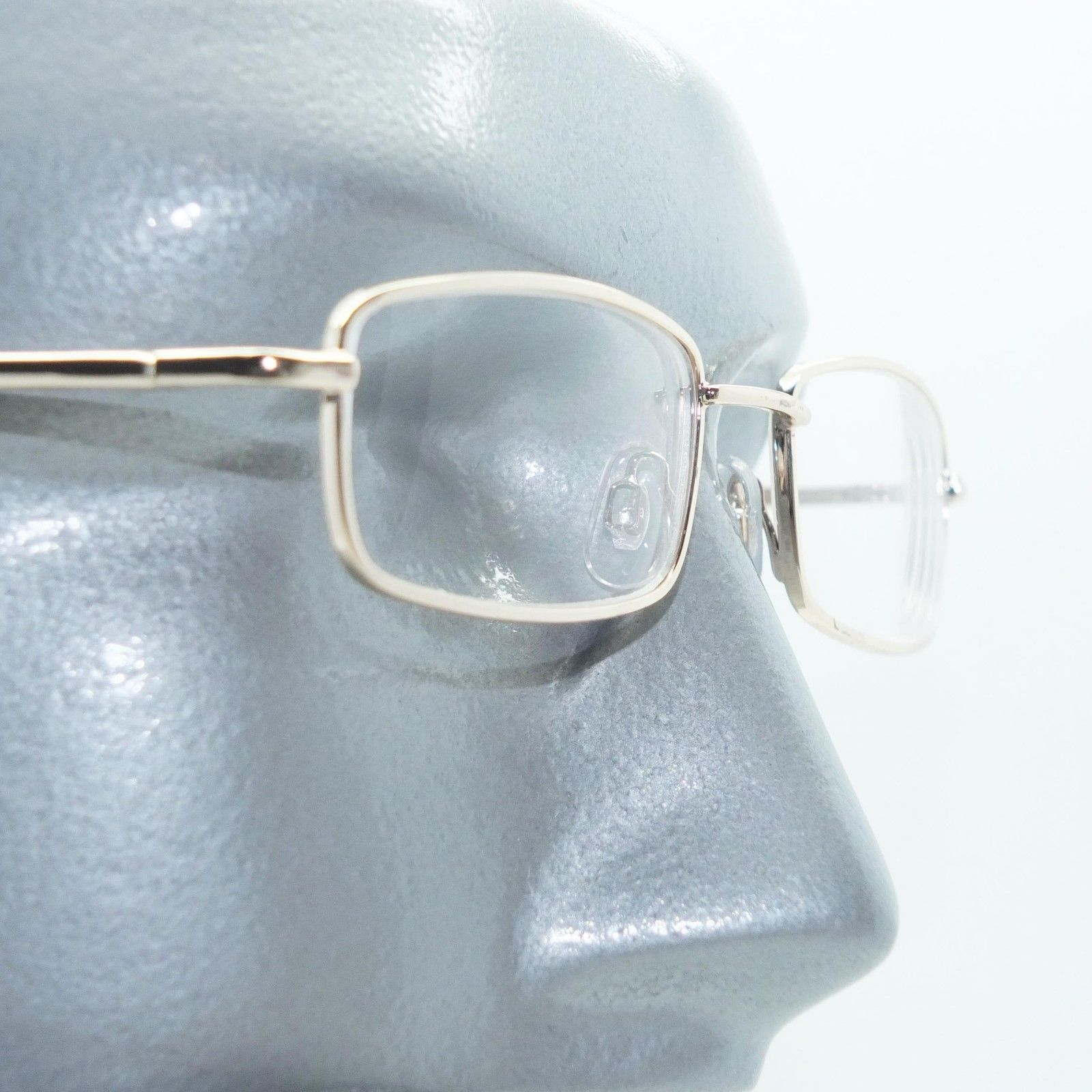 Primary image for Nearsighted Farsighted Reading Glasses Myopic Presbyopic Gold Minus -3.00 Lens