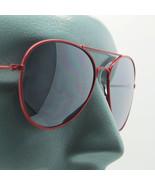 Hot Color Red Frame Aviator Sunglasses Shades - $18.00