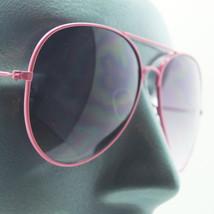 Hot Color Pink Frame Aviator Sunglasses Shades - $18.00