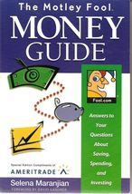 THE MOTLEY FOOL MONEY GUIDE BY SELENA MARANJIAN 2003 HC - $24.77