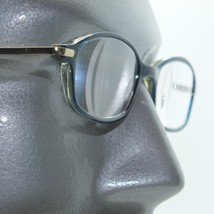 Classic Polished Blue Frame Soft Rectangle Reading Glasses +3.75 Lens St... - $18.00