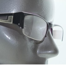 Bold Boss Chunky Purple Top Frame Invisible Lens Reading Glasses +2.50 Lens - $24.00