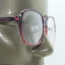 Purple Wine Ombre Frame Bifocal Reading Glasses Polished Acrylic 2-tone +1.50 - $24.00