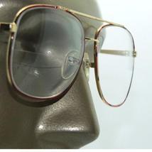 True Half Bifocal Aviator Big Lens Classic Reading Glasses +1.00 Tortois... - $24.00