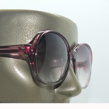 Hollywood Fame Big Rose Pink Frame +2.00 Tinted Bifocal Reading Sun Glasses - $20.50