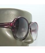 Hollywood Fame Big Rose Pink Frame +2.00 Tinted Bifocal Reading Sun Glasses - $20.50