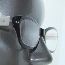 Reading Glasses Cat Eye Super Twisty Flexi Frame : White Black +3.00 Str... - $29.50