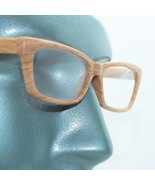 Eco Reading Glasses Pine Wood Effect Contemporary Low Rise Profile +2.00... - $22.00