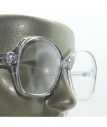 Bifocal Huge Oversize Statement Bold Polished Gray Frame Reading Glasses... - $24.00