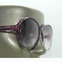 Hollywood Fame Big Purple Frame +2.25 Tinted Bifocal Reading Glasses Sun Reader - $20.50