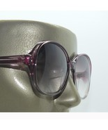 Hollywood Fame Big Purple Frame +2.25 Tinted Bifocal Reading Glasses Sun... - $20.50