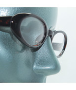 Sophisticated Tortoiseshell Femme Fatale Clear Lens Eyewear Glasses Ooh ... - $37.50