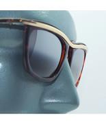 Flashline Hot Sunglasses Cool Shades Big Drama Tortoise Gold Frame - $18.00