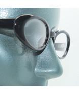 Sophisticated Black Femme Fatale Clear Lens Eyewear Glasses Ooh La La - $39.50