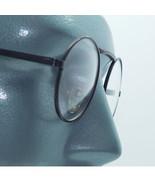 Wire Black Frame Round Blank Lens Fashion Eyewear Glasses Cool for School - $34.00