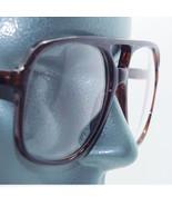 Big Frame Clear Lens Uber Geek Nerdy 80's Tortoise Office Accessory Glasses - $29.50