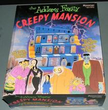 1992 Addams Family Creepy Mansion NEW - $225.00