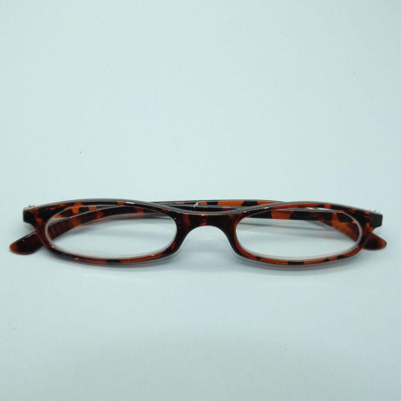 Narrow Frame Reading Glasses : Narrow Low Profile Reading Glasses +1.75 Lightweight ...