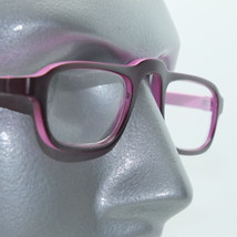 Half Eye Reading Glasses Pink Ombre Frame Bright Color Fun +2.00 Lens Strength - $18.00
