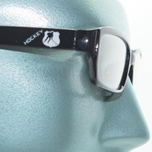 Reading Glasses Hockey Fan Sports Ice Classic Black Frame +3.50 Lens Str... - $23.00