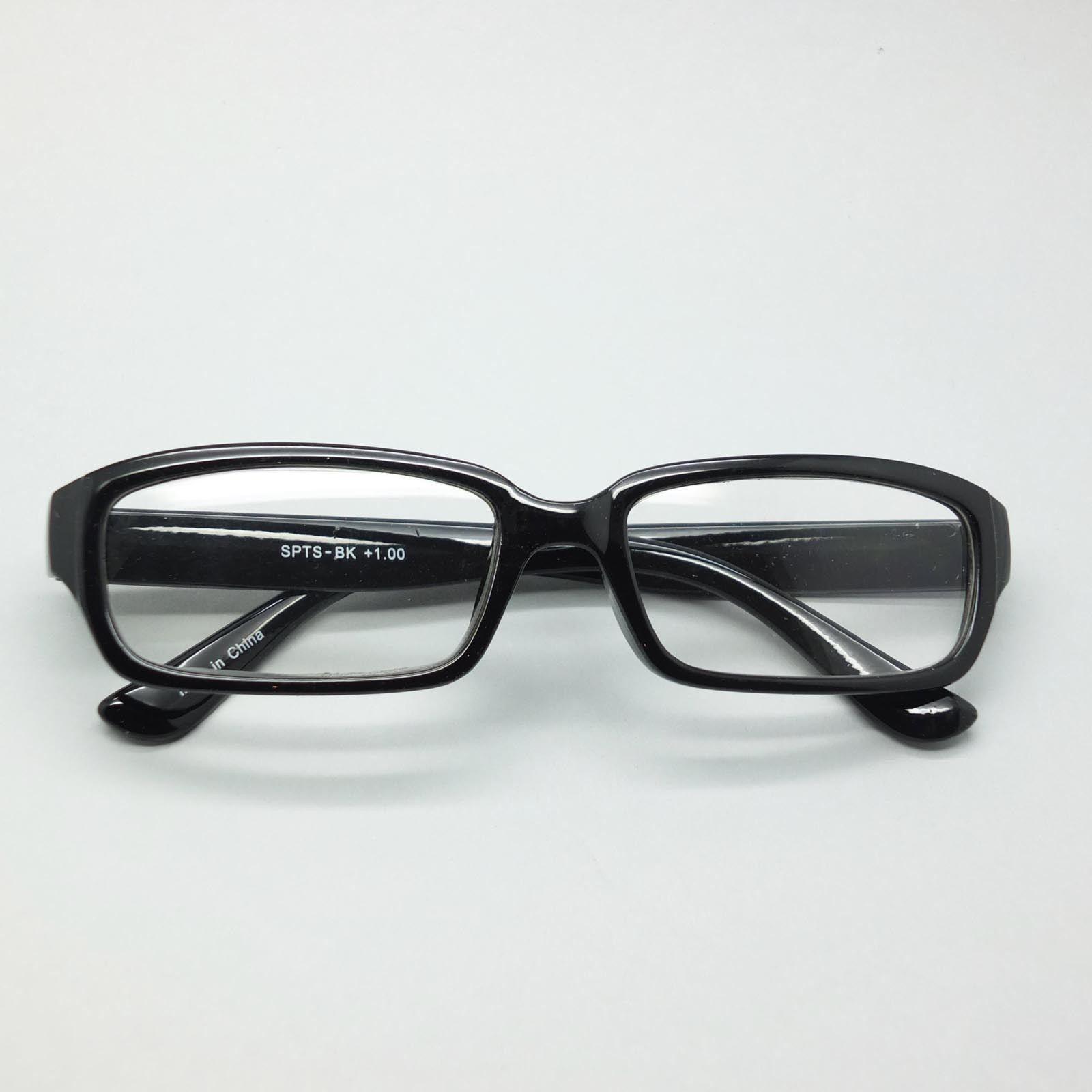 Reading Glasses Basketball Fan Sports Ball Classic Black Frame +1.75 Lens