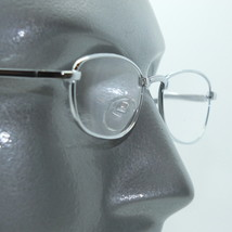No Fuss Simple Metal Silver Wire Frame Reading Glasses +2.00 Lens Strength - $17.00