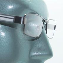 Reading Glasses Super Hi Tech Metro Metal Frame Jazz Shiny Gray Detail +... - $23.00