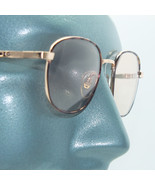 Petite Metal Tortoise Frame Color Changing Light Sensitive Sunglasses Su... - $24.00