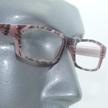 Reading Glasses Sharp Ink Style Tattoo Graffiti Frame +2.00 Purple Black - $22.00