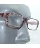 Reading Glasses Sharp Ink Style Tattoo Graffiti Frame +2.00 Purple Black - $22.00