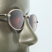 Petite Gold Metal Frame Dark Tinted Lens Reading Glasses Extra Strong +4.00 - $21.50