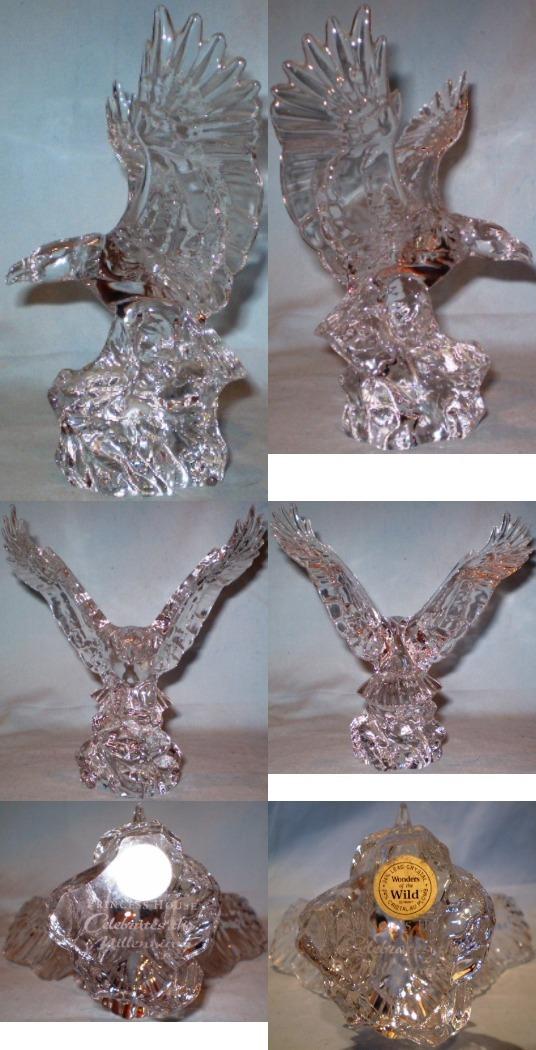 Princess House Celebrates the Millennium Crystal Eagle