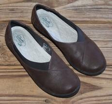Clarks Size 9.5 M Cloudsteppers Sillian Jetay Walking Ballerina Flats 16712 - $23.74