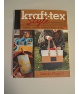 Kraft Tex Style Compiled by Roxane Cerda - $21.95
