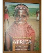 """THE SEDUCTION OF AFRICA"" SIGNED BY JORGE FERNANDEZ mxy - $54.09"