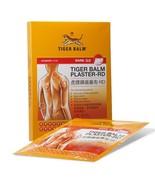 Tiger Balm Plaster RD Warm For Back & Shoulder 1 Box / 9 pcs - 10cm X 14cm - $17.80