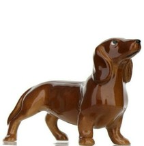 Hagen Renaker Dog Dachshund Standard Ceramic Figurine image 1