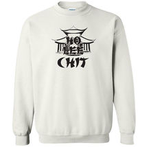 077 Ho Lee Chit Crew sweatshirt asian funny bad words rude All Sizes & Colors image 5