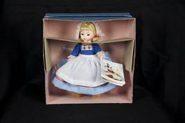 Vintage Madame Alexander Netherlands Doll, New ... - $56.99