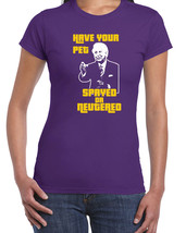 160 Spayed or Neutered Women's Tee barker game show price All Sizes/Colors - $15.00