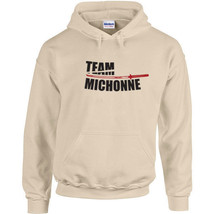 032 Team Michonne Hoodie dixon walking funny dead zombie NEW ALL SIZES/COLORS - $30.00