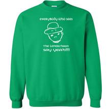 015 Everybody Who See the Leprechaun Crewneck luck funny irish All Sizes... - $20.00