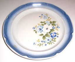 THE WEIGL COLLECTION (1) DINNER PLATE BLUE DAWN... - $20.73