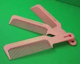 Andis comb color is pink and is 3 piece set - $10.85