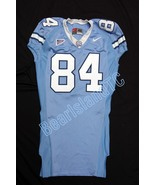 UNC Tarheel GAME USED WORN FOOTBALL JERSEY Sz48... - $119.00