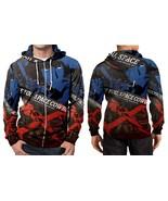 See You Space Cowboy Bebop Hoodie Zipper Fullprint Men - $51.99