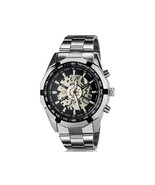 Winner TM340 Men's Stunning Automatic Mechanical Wrist Watch with Stainless - $38.99